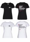 Streetwear Damen T-Shirt - FORMEN