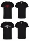Streetwear Herren T-Shirt - Nostalgie schwarz