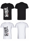 Streetwear Herren T-Shirt - WIN GTSUN Frontprint