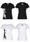 Streetwear Damen T-Shirt - Holzpuppe