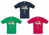 Streetwear Jungs T-Shirt - Achtung WingTsun Inside